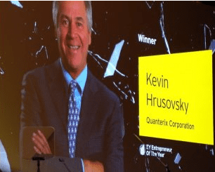 EY Announces Kevin Hrusovsky, Executive Chairman And Chief Executive Officer Of Quanterix, As An Entrepreneur Of The Year® New England 2017 Finalist thumbnail image