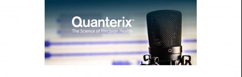Quanterix CEO On Bloomberg Radio thumbnail image
