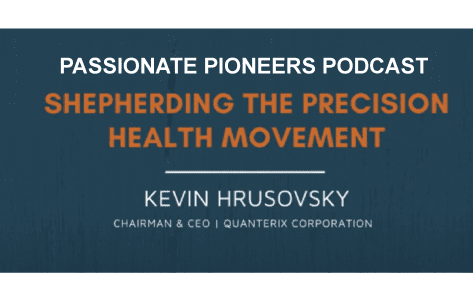 Passionate Pioneers Podcast With Mike Biselli thumbnail image